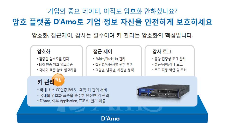 D'Amo_소개1
